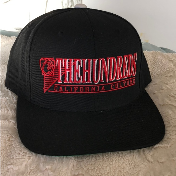 52a5fe59 The Hundreds hat